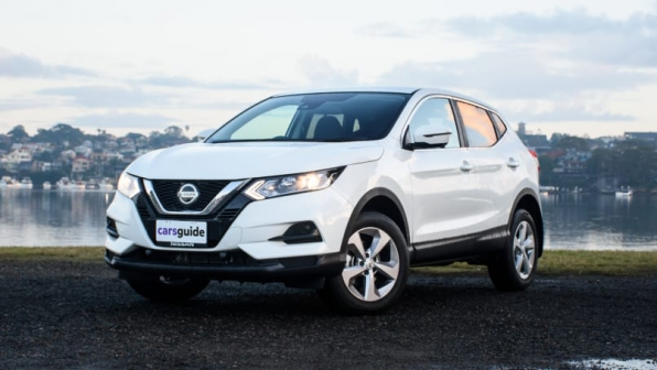 2019 NISSAN  QASHQAI S ALL WHEEL DRIVE