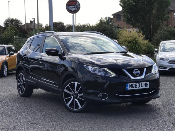 2019 NISSAN (2) QASHQAI SL ALL WHEEL DRIVE BRAND NEW