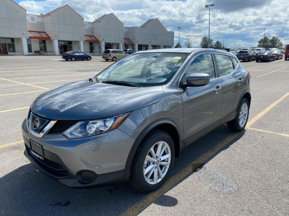 2019 NISSAN QASHQAI ALL WHEEL DRIVE ONLY 0008 K