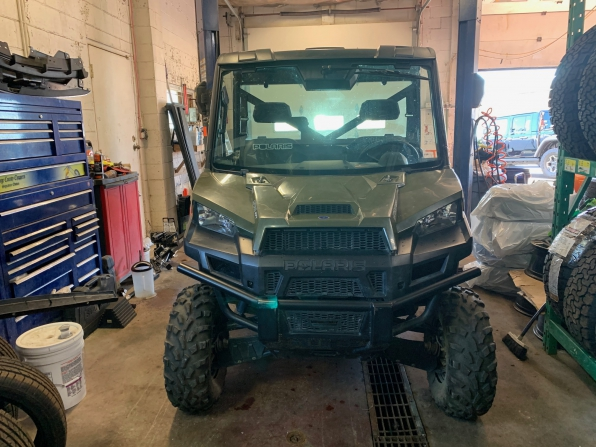 2016 POLARIS RANGER 500 XP