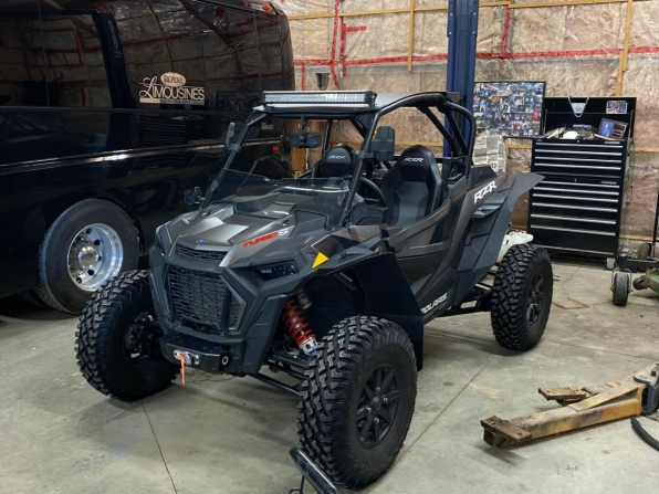 2019 POLARIS RAZOR XP 1000 TURBO S