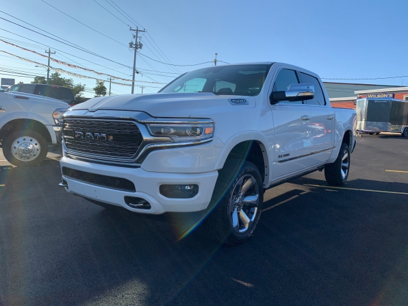 2019 RAM 1500 CREW CAB LIMITED HEMI LOADED 14000K