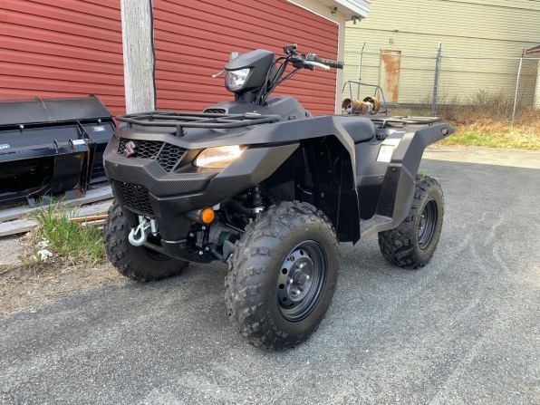 2019 SUZUKI KING QUAD 500 AXI LESS 30 k