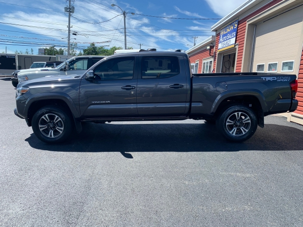 2019 TOYOTA TACOMA DC TRD SPORT UPGRADE PACKAGE 21000 K