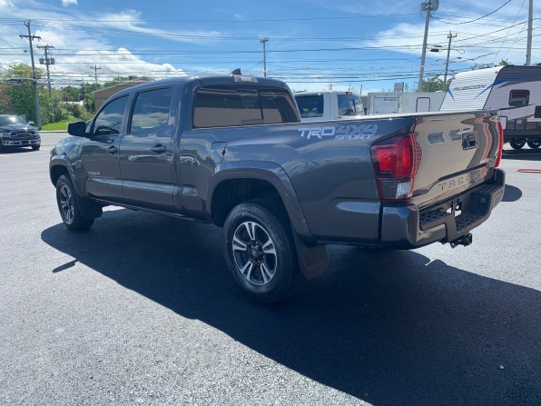2020 TOYOTA TACOMA DC TRD SPORT UPGRADE PACKAGE 2000 K Photo 1