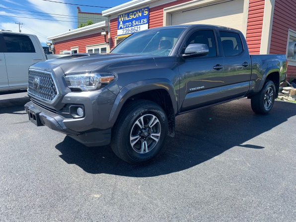 2020 TOYOTA TACOMA DC TRD SPORT UPGRADE PACKAGE 2000 K Photo 2