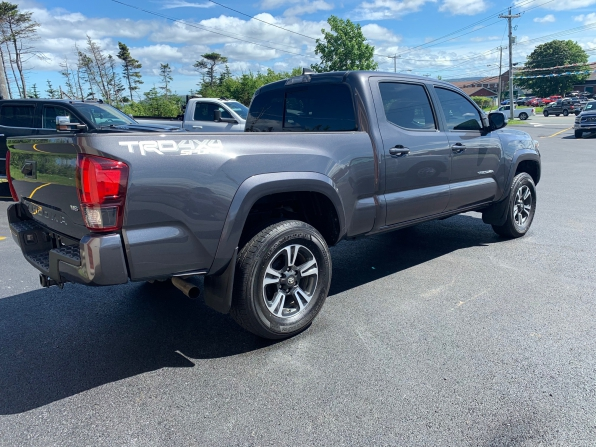 2020 TOYOTA TACOMA DC TRD SPORT UPGRADE PACKAGE 2000 K Photo 4