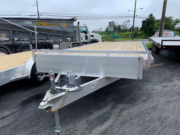 2020 WOLVERINE 7 TON ALUMINUM DECK OVER  Photo 1
