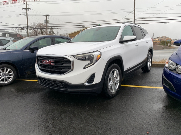 2020 GMC TERRAIN SLE AWD LOADED 11000K
