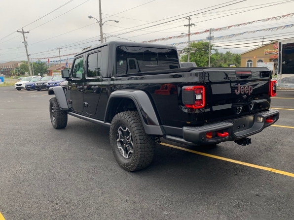 2020 JEEP GLADIATOR RUBICON 4WD LOADED 3700 k Photo 2