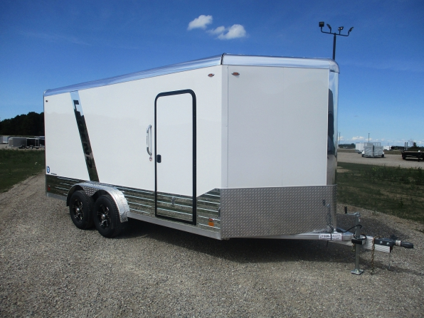 2020 LEGEND  8 X 19 DVN DELUXE ALL ALUMINUM SERIES 9900 GVWR
