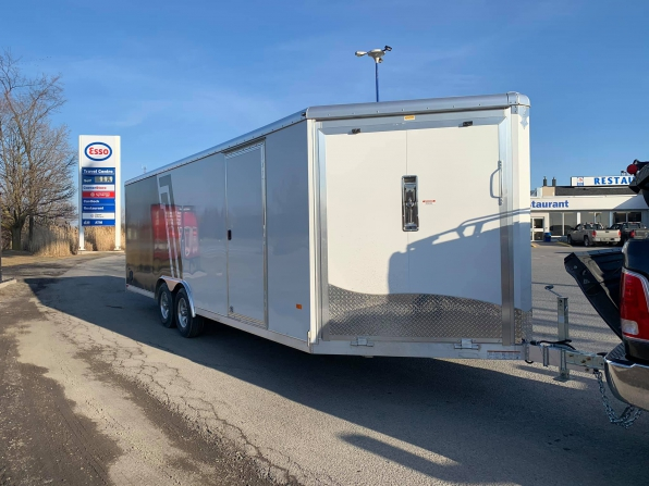 2020 NEO 8.5 X 26 ALL ALUMINUM CAR HAULER