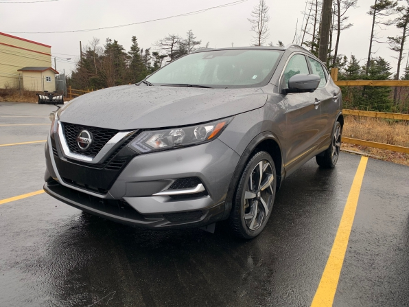 2020 NISSAN QASHQAI SL ALL WHEEL DRIVE LOADED 11 K