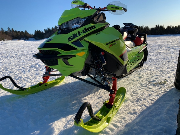 2020 SKI-DOO RENEGADE XRS 850 SNOW CHECK