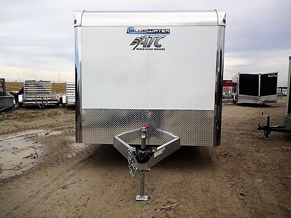 2021 ATC RAVEN 8.5 X 16 ALL ALUMINUM CAR HAULER